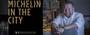 Michelin-Starred Chef Sascha Stemberg Dinner at Park Society