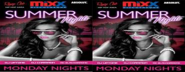 Mixx Pattaya presents Summer Nights