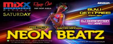 Mixx presents Neon Beatz Party