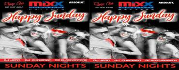 Mixx Pattaya presents Happy Sunday