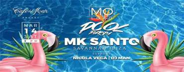 Moloko Pool Party with MK SANTO