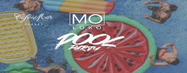 Cafe del Mar Phuket presents Moloko Pool Party