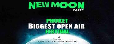 New Moon Festival at Paradise Beach