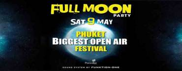 Full Moon Festival at Paradise Beach Club