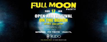 New Moon Festival at Paradise Beach Club