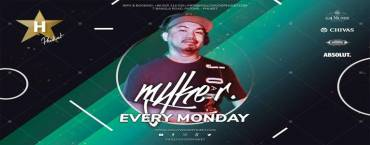 Monday Night w/ Dj Myke R. at Hollywood Phuket