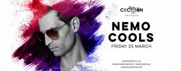 Nemo Cools Live at Cocoon Pattaya