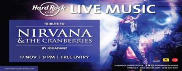 Tribute to Nirvana & The Cranberries at Hard Rock