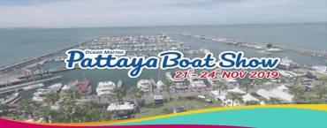 Ocean Marina Pattaya Boat Show 2019
