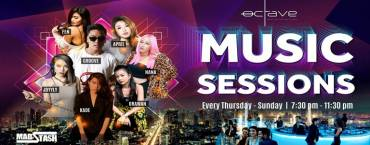 Octave Music Sessions