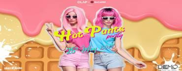 CLAP & Bacardi present Hot Pants Party