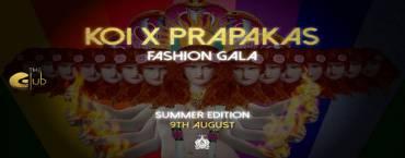 KOI X Parakas Fashion Gala