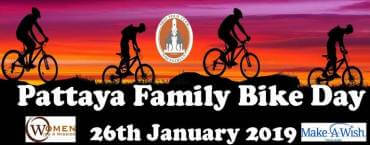 Pattaya Family Bike Day 2019