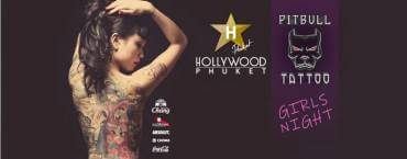 Hollywood Pres. Pitbull Girls Night Out