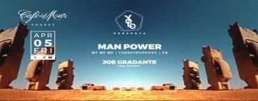 Yolo presents Man Power