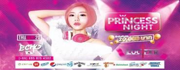 Princess Night w/ DJ ECHO at Lucifer Club Pattaya