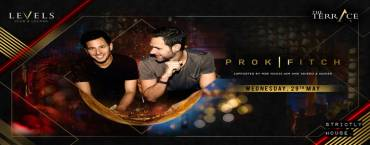 LEVELS presents Prok & Fitch at The Terrace