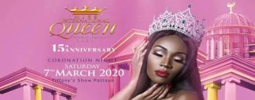 Miss International Queen 2020 Coronation Night