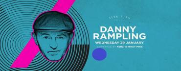 Danny Rampling at Sing Sing Theater