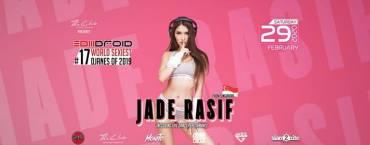 Jade Rasif at The Club Khaosan