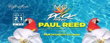 Moloko Pool Party with PAUL REED