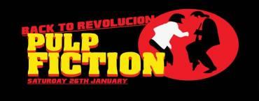 Pulp Fiction Party at Revolucion Cocktail Bangkok