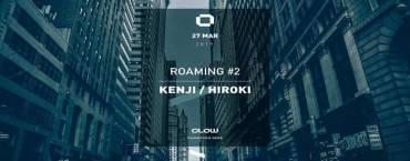 Roaming w/ Kenji & Hiroki at GLOW