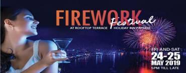 Pattaya International Fireworks Festival 2019