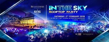 In The Sky l Rooftop Party at SO Sofitel Bangkok