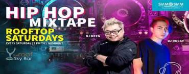 Hip Hop Mixtape Rooftop Saturdays