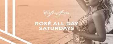 Rose All Day Saturdays at Cafe del Mar Pattaya