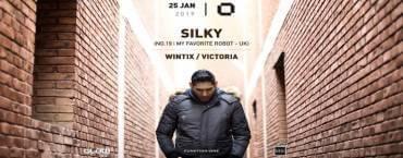 Silky, Wintix & Victoria at GLOW