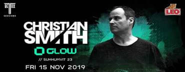 Christian Smith at Glow