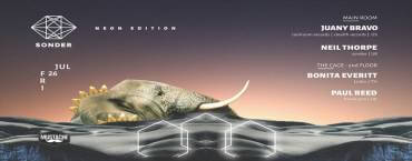 SONDER - NEON Edition ft. Juany Bravo, B Everitt & P Reed