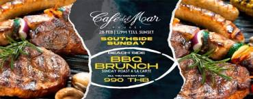 SOUTHSIDE SUNDAY at Café Del Mar Phuket