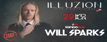 Will Sparks at Illuzion