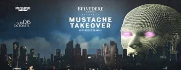 Belvedere Pres. Mustache Takeover Spectrum