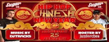 Sugar Club pres. Hip Hop Chinese New Year