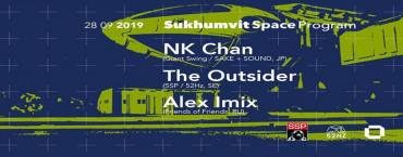 Sukhumvit Space Program at GLOW
