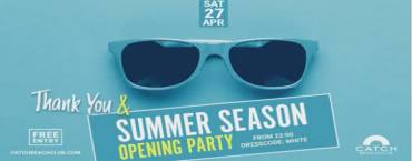 Summer Season Opening Party!