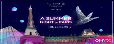 ONYX pres. A Summer Night In Paris