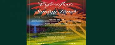 Sunday Lunch at Café Del Mar Phuket