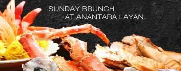 Sunday Brunch at Anantara Layan Phuket Resort