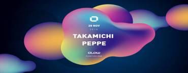 GLOW Wednesday w/ Takamichi & Peppe