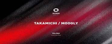 GLOW Thursday w/ Takamichi & Moogly
