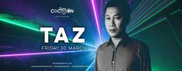 TAZ Live at Cocoon Pattaya