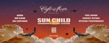 Sun Child by Tempo at Café Del Mar Phuket