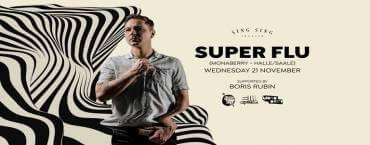 Super Flu at Sing Sing Theater