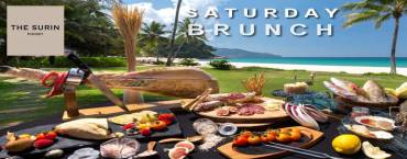 Saturday Brunch at The Surin Phuket