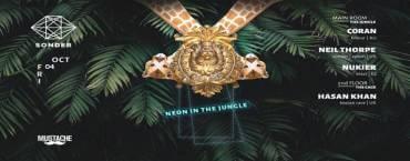 SONDER pres. Neon in the Jungle